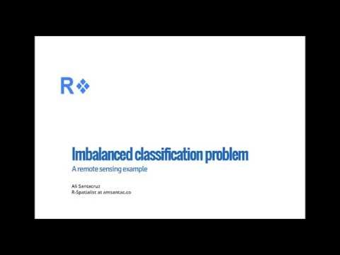 Why it is important to work with a balanced classification
