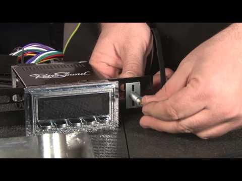 Mustang RetroSound Radio 1965-1986 Installation