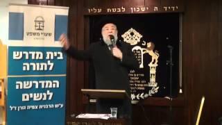 """הרב ישראל מאיר לאו, ; """"כנגד ארבעה בנים דיברה תורה"""""""