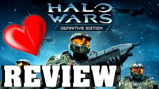 Halo Wars: Definitive Edition Review | Steam & Xbox One | BUY IT!!!