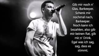 Die Nacht ist mit mir (Lyrik/Lyrics) - Marteria feat. Campino