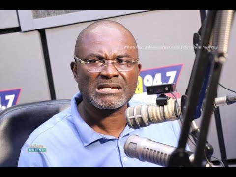 EKOSIISEN 17-1-18 (EXCLUSIVE INTERVIEW WITH HON. KENNEDY AGYAPONG)