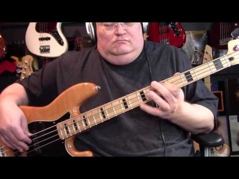 Tears For Fears Sowing The Seeds Of Love Bass Cover With Notes & Tab