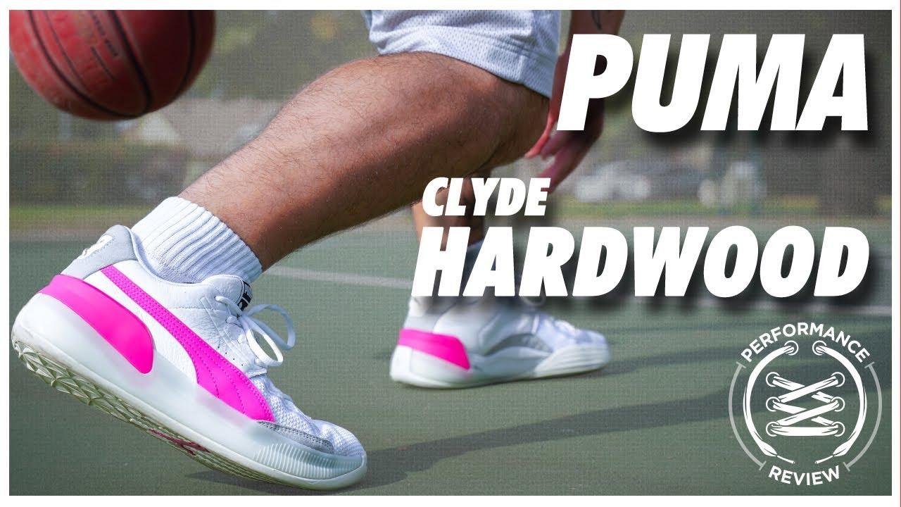 clyde hardwood puma