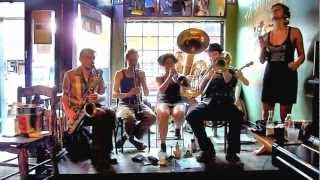 "Tuba Skinny - ""Weeping Willow Blues"" Spotted Cat 4/10/12  - MORE at DIGITALALEXA channel"