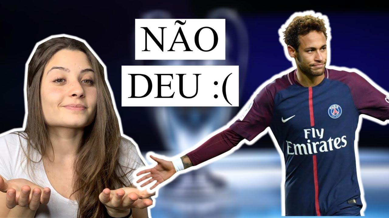 ACABOU O SONHO: Neymar joga no peito e Atalanta fica fora no fim. Sim, vai ter o sorteio!