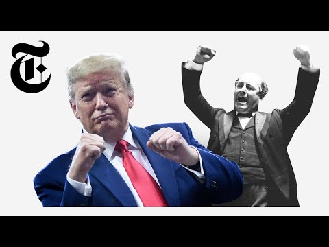 Presidential Candidates Crave The Spotlight. 200 Years Ago That Was Taboo. Here's Why. | NYT News