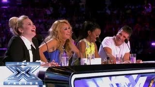 Download The Best of the Worst - THE X FACTOR USA 2013 Mp3 and Videos