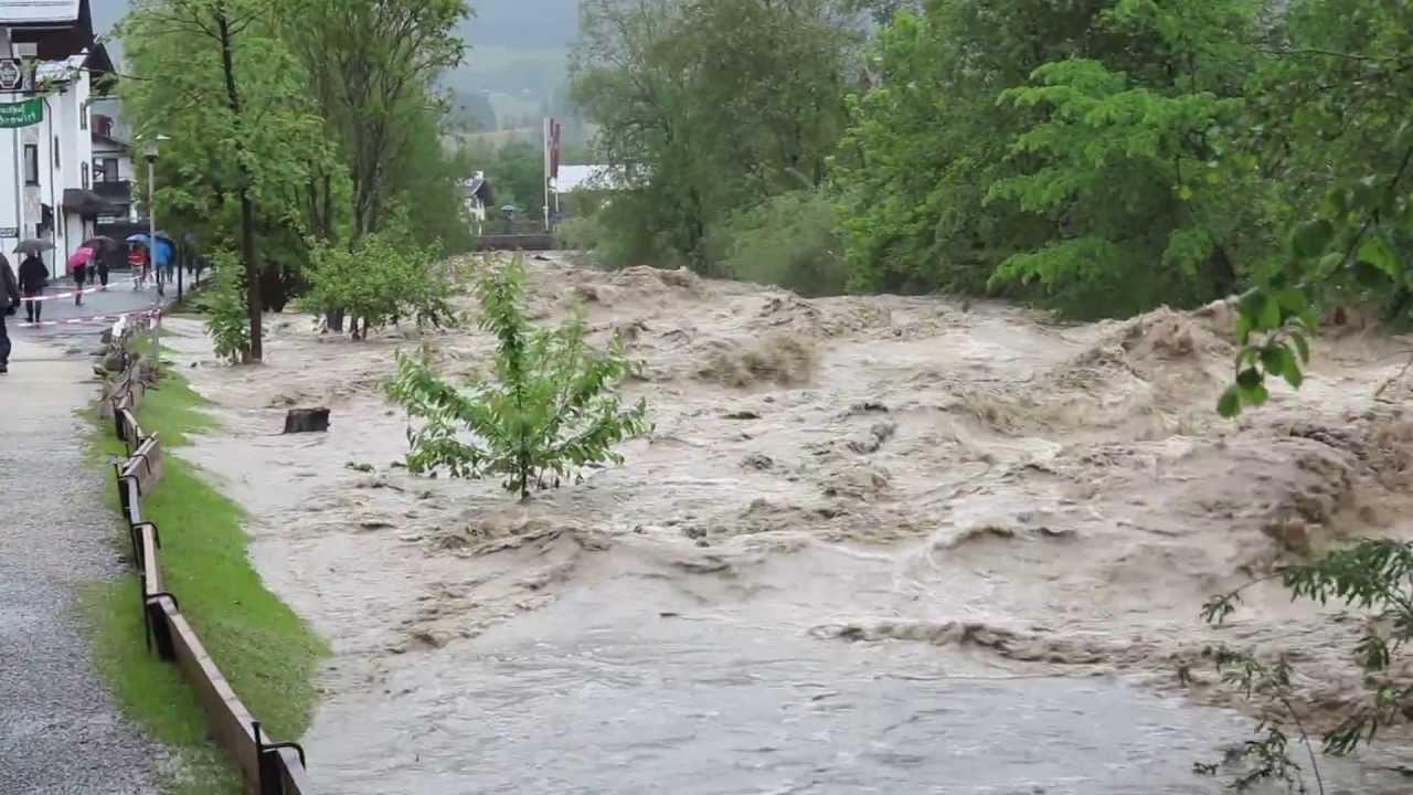 Hochwasser Tirol