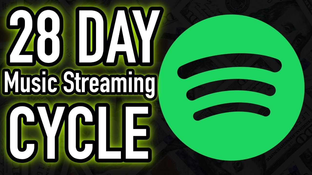 Understanding the 28 Day Music Streaming Cycle • Music Business 101