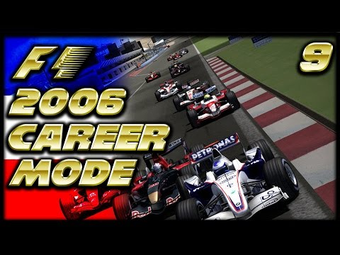 F1 2006 Career Mode Part 9: MAGNY COURS