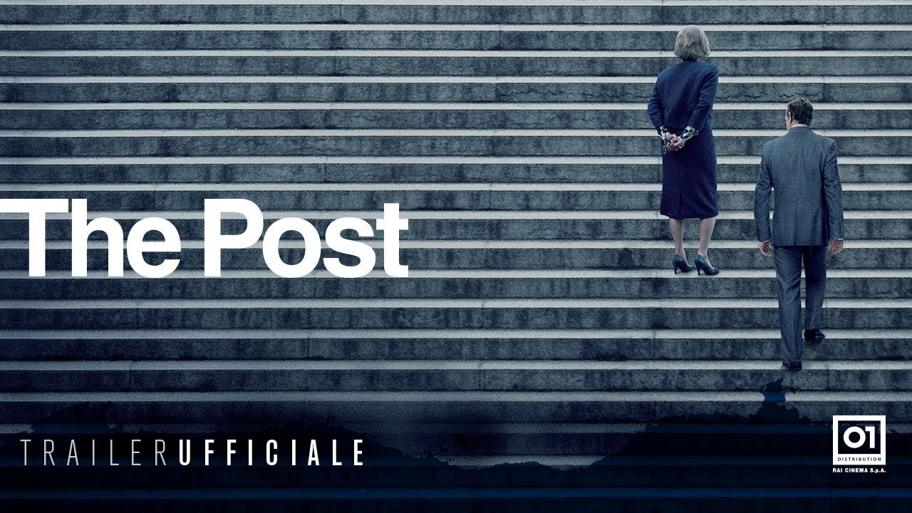 THE POST (2018) di Steven Spielberg - Trailer Ufficiale Italiano ...