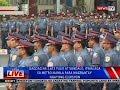 Dagdag na 2,672 pulis at sundalo, itinalaga sa Metro Manila para magbantay ngayong eleksyon