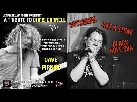Dave Pirner live at Chris Cornell Tribute (Whisky A Go Go)