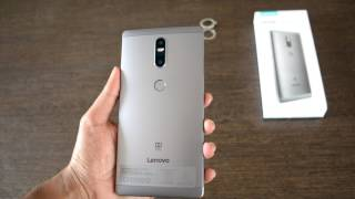 "Lenovo Phab 2 Plus (Gunmetal Grey) Unboxing: Big Screen 6.44"" & Dual Camera Phone"