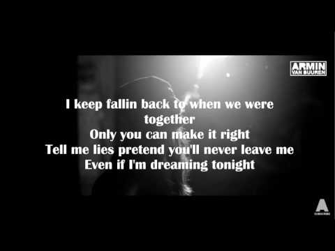 Armin van Buuren feat. Angel Taylor - Make It Right - LYRICS