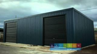 Rainbow Building Solutions - Garages & Sheds 15sec Tvc (720p) [oct 2010 - Jan 2012]