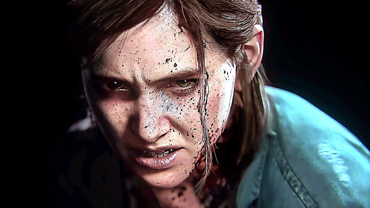 The Last Of Us 2 The Evolution Of Ellie Trailer 2020 Tlou2 Ps4