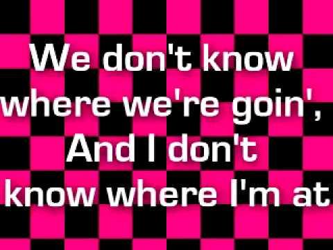 Dancing Crazy-Miranda Cosgrove Lyrics