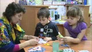 Изготовление народной куклы.wmv(Совместная деятельность с детьми подготовительной группы