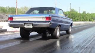 Plymouth Satellite Drag Racing @ Chrysler Power Classic