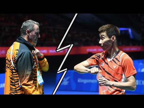 Frosty relationship between Chong Wei and Frost worsens