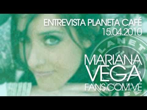 """Mariana Vega en """"Planeta Café"""" 1/3"""