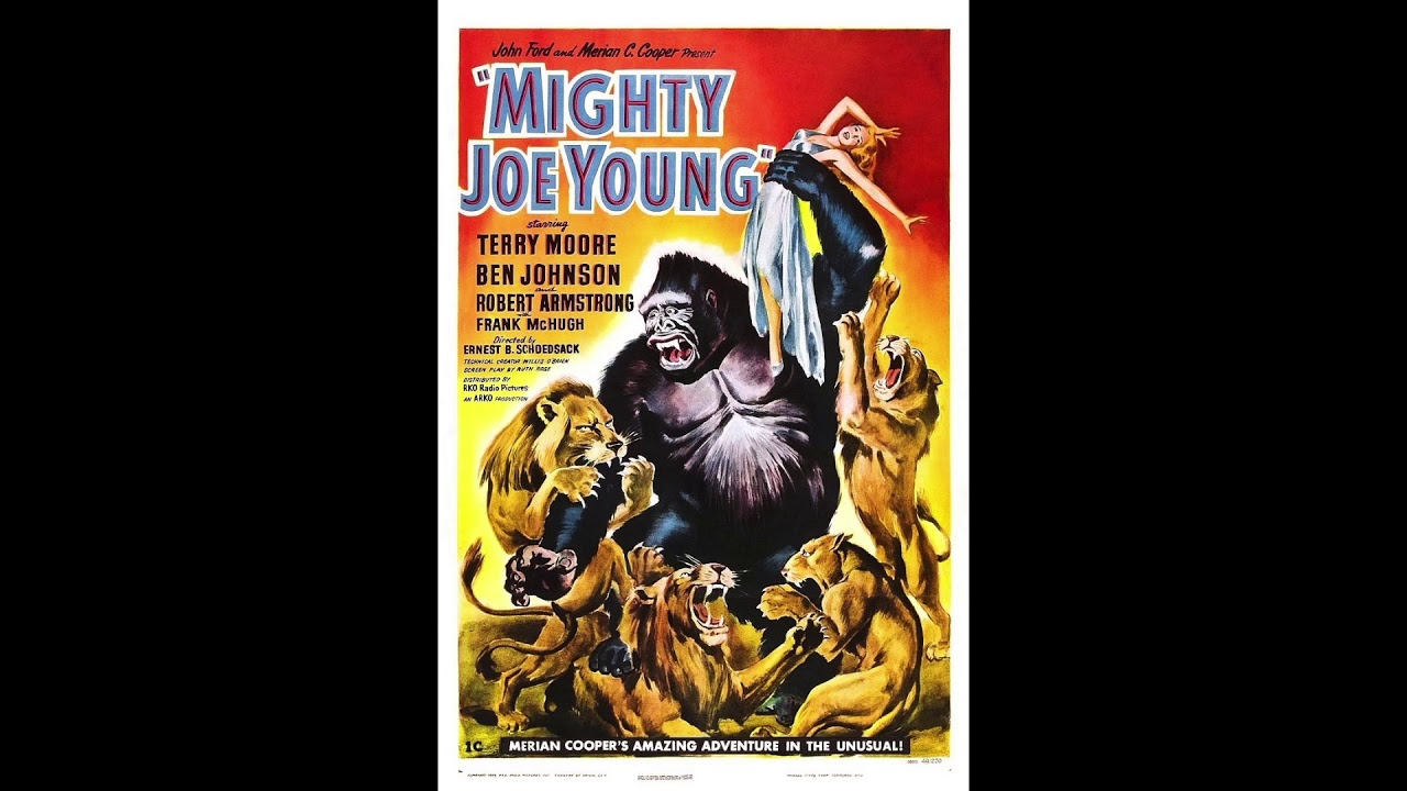 Download The Ray Harryhausen Podcast: Episode 24- Mighty Joe Young, 70th Anniversary Special