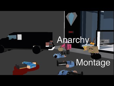 """Who Are You""/ ""XAnarchy""/ Anarchy Montage"