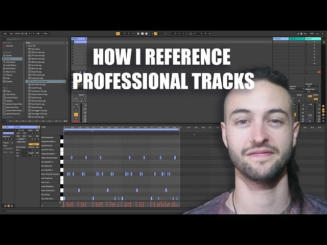 How I Reference Professional Tracks