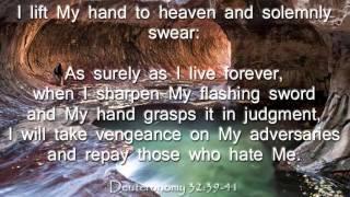 Девід Поусън – ГНІВ БОЖИЙ – по Теперішній час 2/3