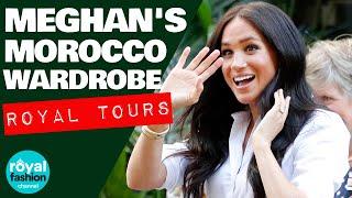 Meghan's Morocco Fashion Highlights