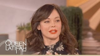 Rose McGowan on The Queen Latifah Show
