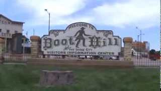 Inside Boot Hill Museum Dodge City Kansas Part 8