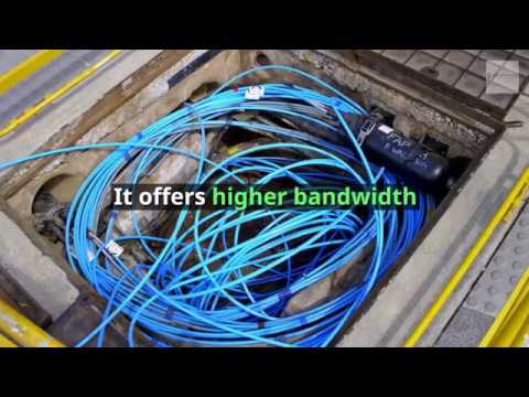 Network Cabling Installation | Types of Network Cables