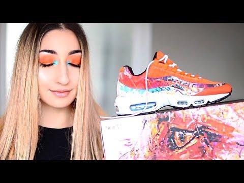 Ein Inspired Up Eda Make Wie Gesicht TurnschuhSneaker FK1c3TlJ