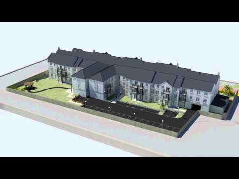 Pre Visualisation - Exeter Retirement Homes
