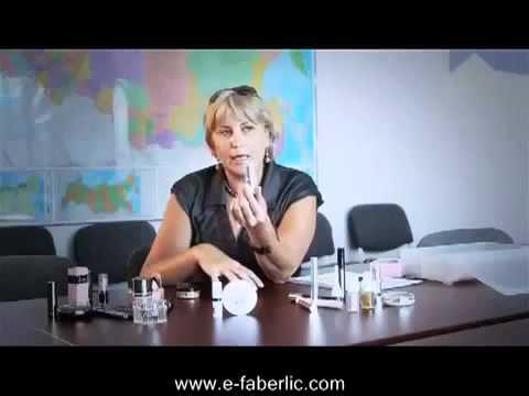 Губная помада Faberlic Роскошный поцелуй с сывороткой