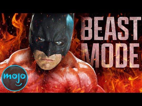 Top 10 Times Batman Went Beast Mode