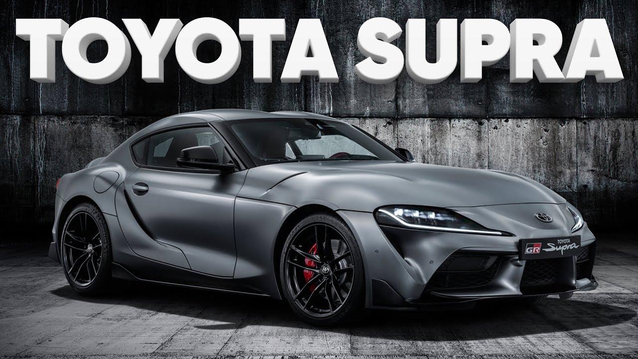 Toyota Supra 2019 / Дорожный тест / Большой Тест Драйв