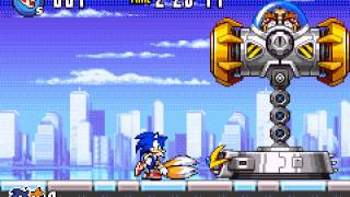 Sonic Advance 3 - Gamin