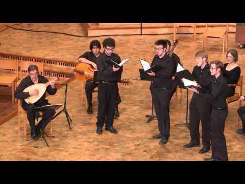 St. Olaf Early Music Singers - Adrian Willaert: