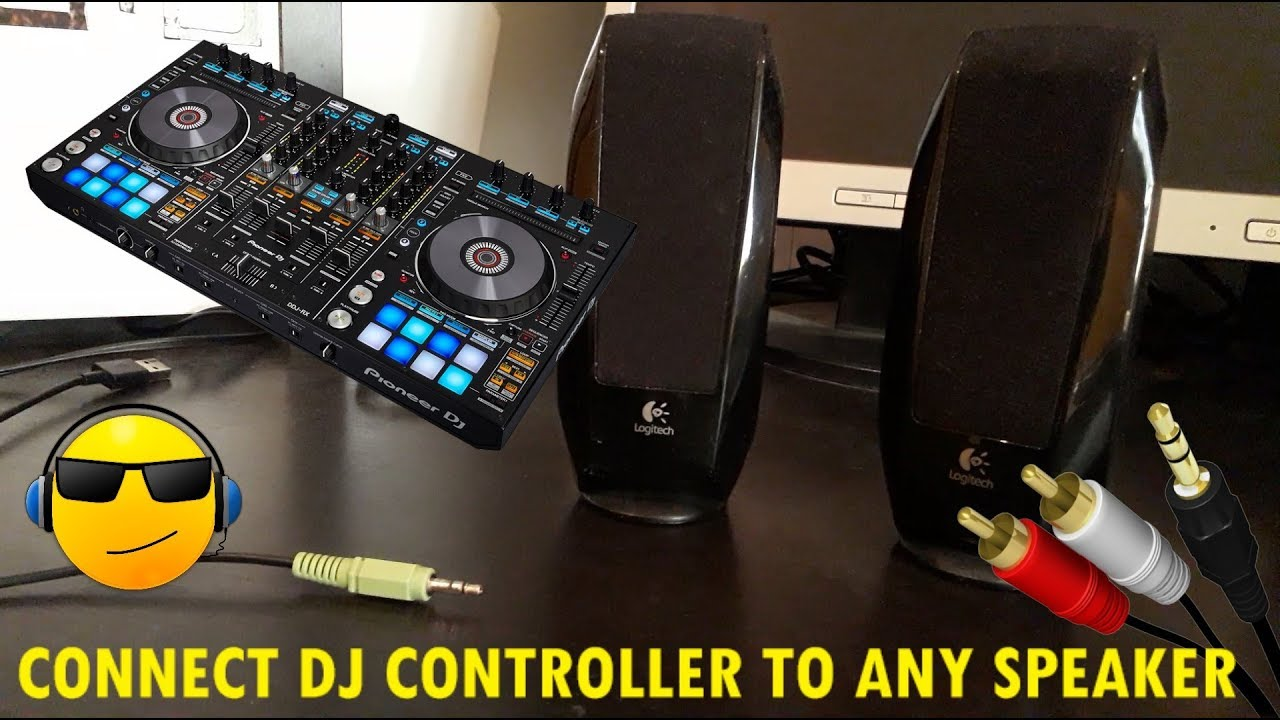 how to use dj control