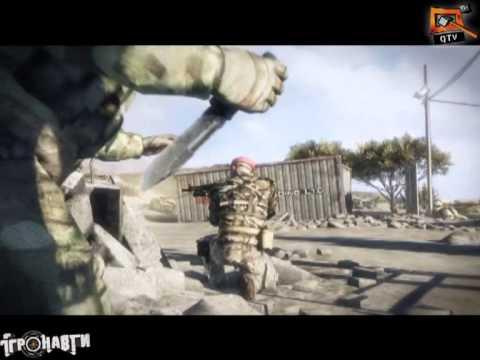 Игронавты на QTV 85 выпуск: пятерка лучших игр по третьей мировой войне!