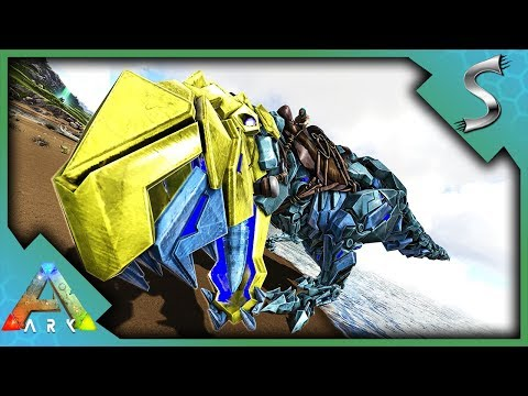 NEW TEK REX TAMING + BREEDING! A WILD BIONIC REX CREATURE! - Ark: Survival Evolved [S4E137]