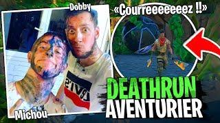 Qui sera le meilleur Aventurier entre Michou, Dobby et moi sur Fortnite Créatif ?