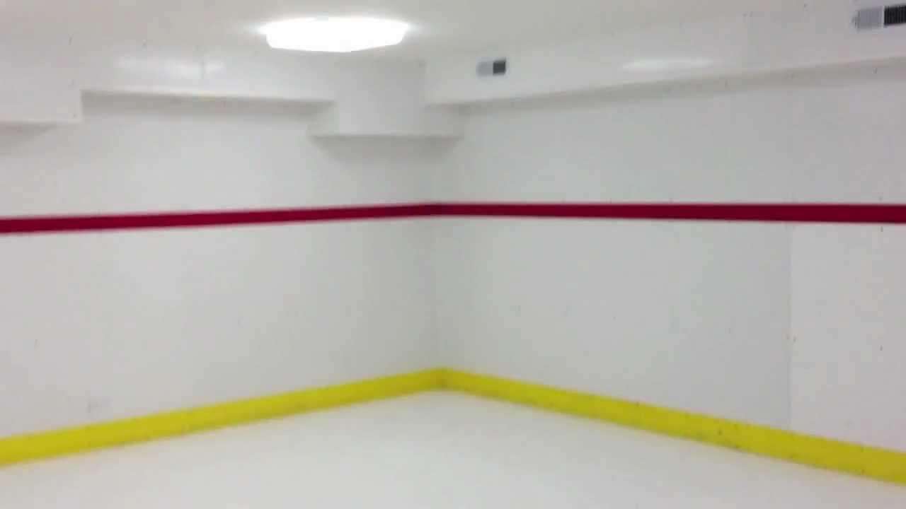 Hockey Room Renovation Youtube