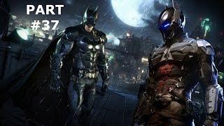 Batman Arkham Knight Part 37 Find Jim Gordon & Keep Him Alive