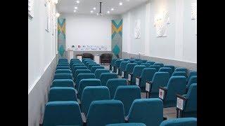 В библиотеке им. Чавайна ко дню работника культуры приурочили открытие конференц-зала