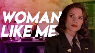 Agent Carter // Woman Like Me